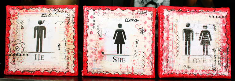 He+She=Lovecanvas