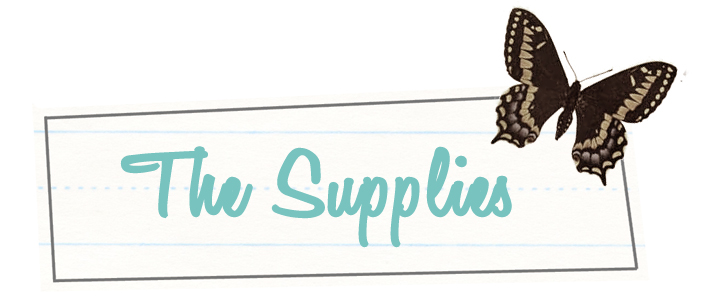 Thesupplies