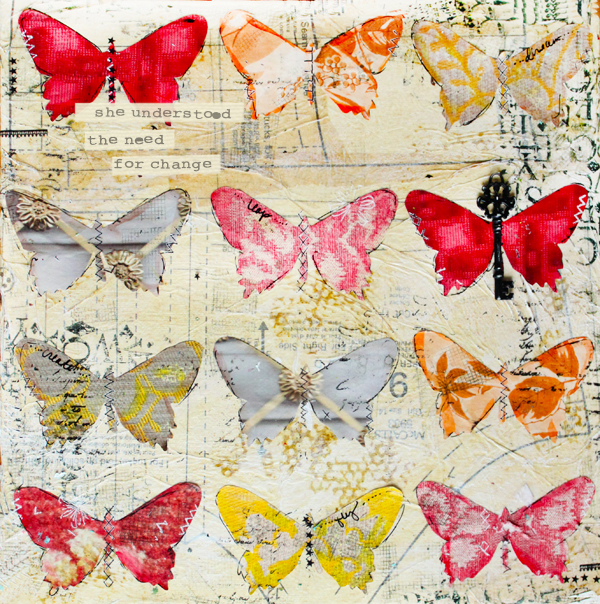 Butterfly_Mixed_media_Canvas