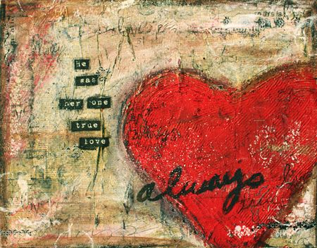 ChristyTomlinson_Heart_MixedMedia_canvas