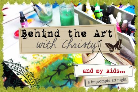 BehindtheArtwithkids