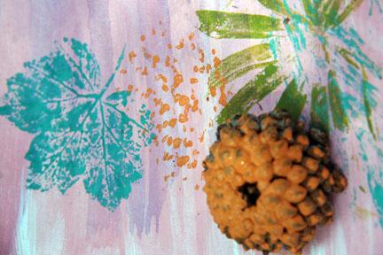 Art pinecone