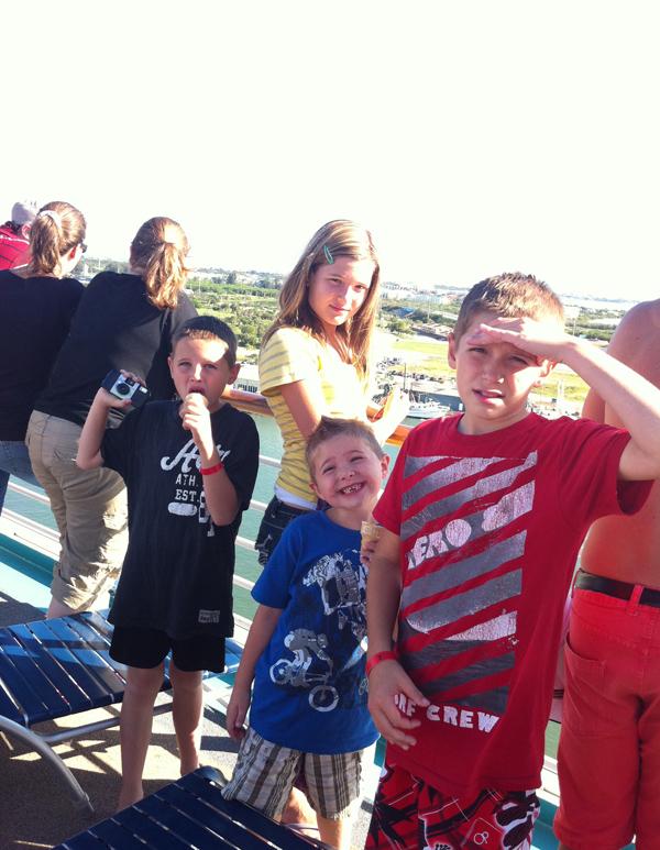 Kidsonboatsmile