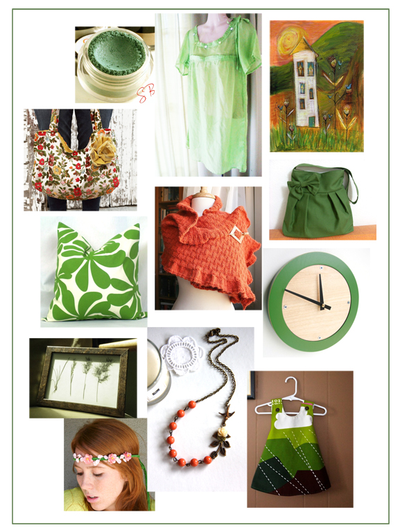 MondayMoodboard_Field of Green