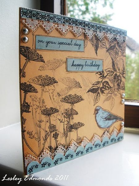 Blog Lesley