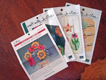 A brochures