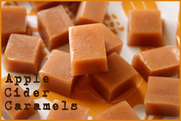 Apple-Cider-Caramels