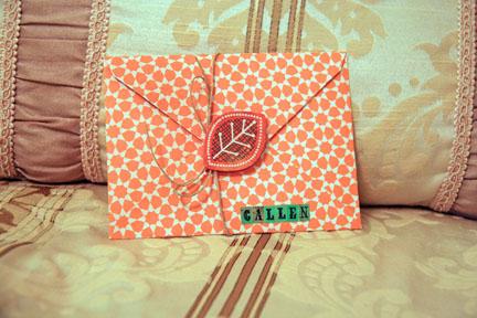 Envelope CS