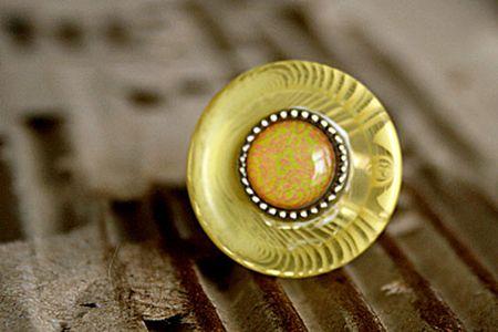 Dena-button-ring
