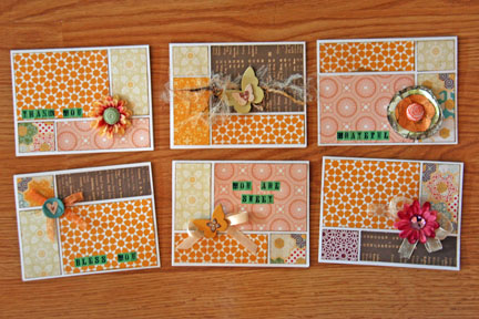 Cards finished