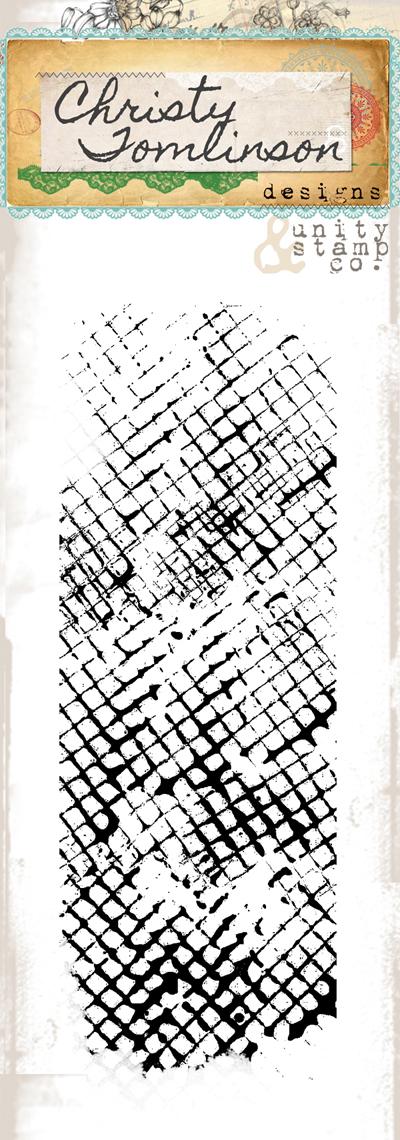 Distressed CrissCross
