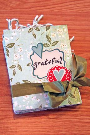 Dec gratitude album