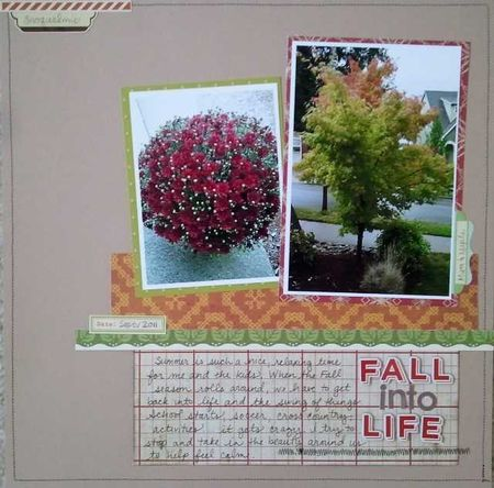 LO SL Fall into Life