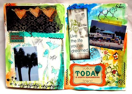 Mimi_Main_Beach Life Art Journal