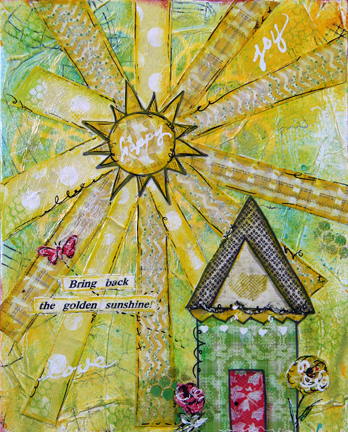 Canvas sunshine