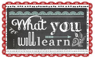 Whatyouwilllearn