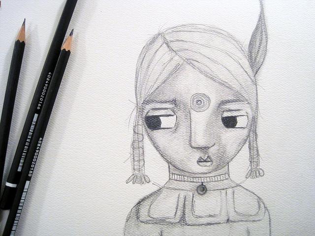 Drawing norah
