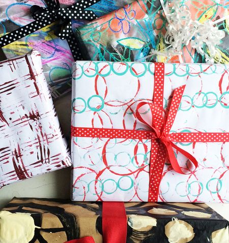 Alisa Burke_wrapping paper